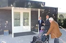 GUV Afscheidscentrum Wekking opening