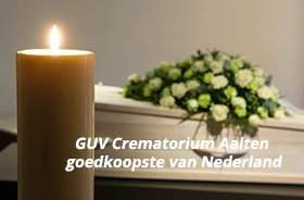 GUV Crematorium goedkoopste van Nederland
