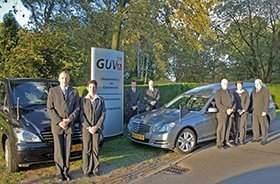 GUV Vervoer en verzorging